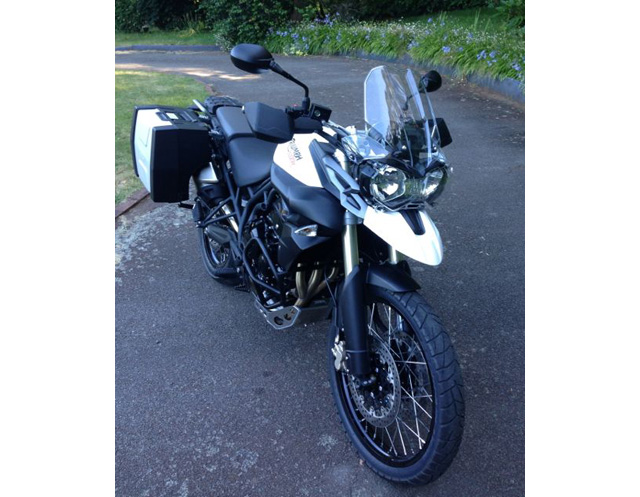 Tasmanian Motorcycle Hire Motorbike Rental Tasmania 2014